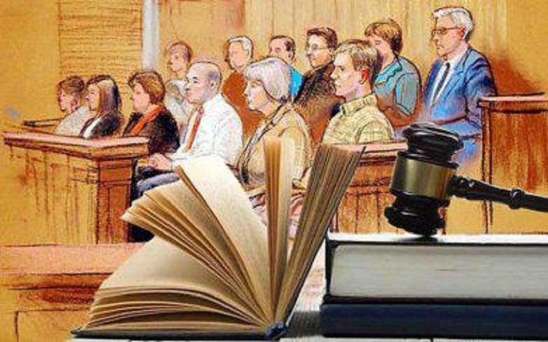В Сумах суд присяжных рассматривает дело в отношении уже осужденного к пожизненному лишению свободы