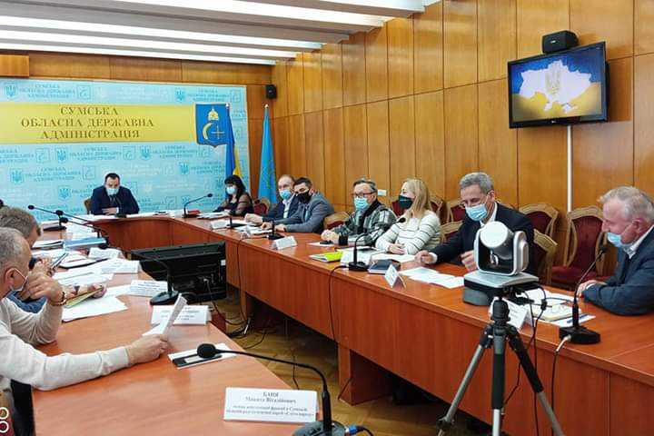 Hа Сумщині буде створено Агенцію регіонального розвитку