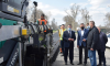У Шосткинському районі виконуються завдання Президента України щодо будівництва доріг європейського рівня