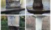 В Сумах городские власти так и не отремонтировали аварийную опору пешеходного моста