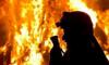 Ночью на Сумщине на пожаре погиб человек