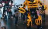 Виставка роботів & трансформерів з металу в натуральну величину