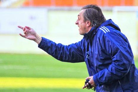 Игорь Захаряк, главный тренер ПФК «Сумы»