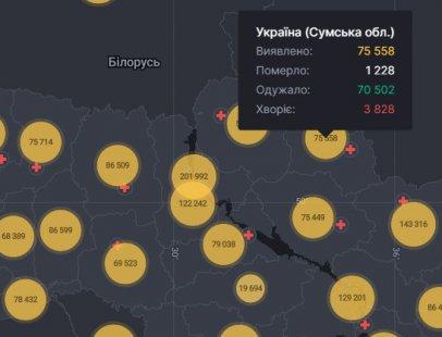 Своевременная  информация (21.05)— Коронавирус вгосударстве Украина