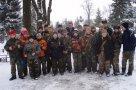 Юные сумские патриоты вот уже десяток лет 15 февраля чтут память погибших воинов-интернационалистов.
