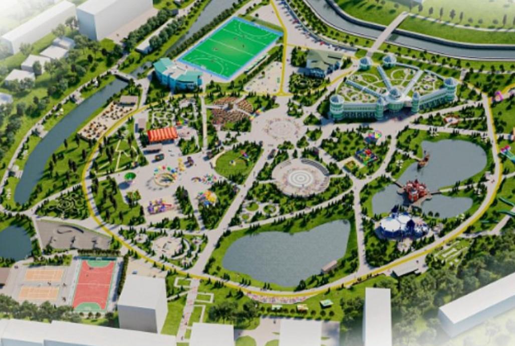 «Меня пугает дизайн»: экс-главный архитектор Львова о реконструкции парка «Сказка» в Сумах