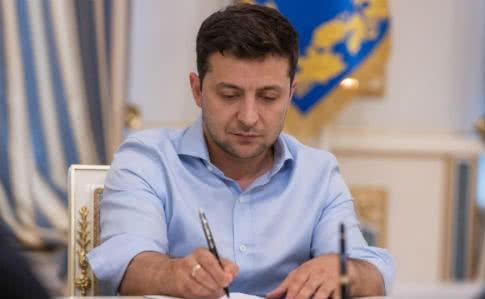 Владимир Зеленский уволил 6 глав районных администраций Сумщины